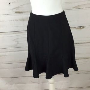 🔥🔥The Limited Stretch Mini Black Skirt size 8